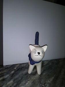 Enesco Collectible Cat Figurines For Sale Ebay