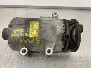 Ford S Max Mk1 2.0 Air Con A/C Compressor Pump 2 Pin Plug 6g9119d629kc 06-2014
