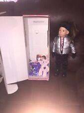 Magic Attic Club Doll Heather With Box Clothes Accessories