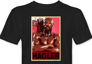 MARVELOUS MARVIN HAGLER T-Shirt - Custom Printed 100% Cotton Tee - Unisex
