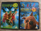 Scooby-Doo - The Movie (DVD, 2002) And Scooby-Doo 2