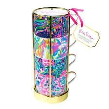 Lilly Pulitzer - Cappuccino Mug Set