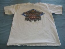 Lynard Skynard 1999 Tour VINTAGE double-sided T-Shirt Size L