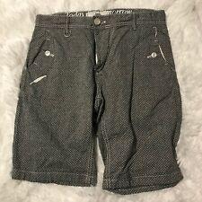 Publish Shorts Mens Size 30 Fit Days Shorts Small Polkadot Pattern EUC