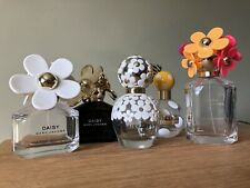 More details for five empty marc jacobs perfume bottles - 3 x daisy, 1 x honey, 1 x daisy dream