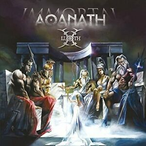 LLOTH-ATHANATI (IMMORTAL) CD NEUF