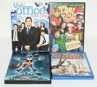 4 DVD Lot - The Office Season 3, Christmas Vacation, That 70's Show, Hangover