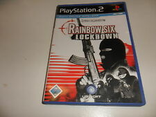 PLAYSTATION 2 Tom Clancy 's Rainbow Six Lockdown - (7)