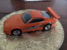 Hot Wheels /TOYOTA SUBRA/Paul Walker/Fast & Furious/Neuwertig*-1:64/RAR