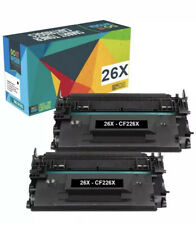 2 pack Do it Wiser Toner Cartridges for HP LASERJET PRO High Yield 18,000 Pages!