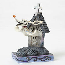 Jim Shore Disney Traditions Zero & Doghouse Nightmare Before Christmas 4051982
