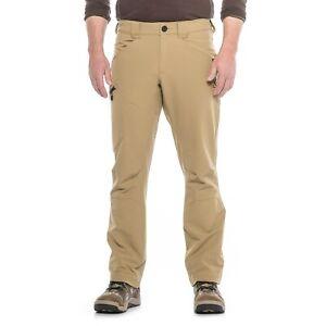 New Men`s Browning Speed Javelin Pants Tan 3028306840 Waist 40