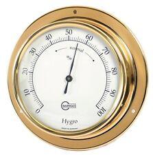 Kabinenaustattung Hygrometer BARIGO Tempo Brass