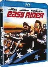 Blu Ray //  EASY RIDER  // J. Nicholson - P. Fonda - D. Hopper / NEUF cellophané