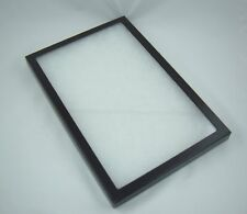 One Jewelry Display Cases Riker Mount Display Shadow Box Collection 8 X12 X 78
