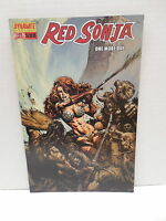 Red Sonja Dynamite Comic Book One-Shot One More Day Liam Sharp Art She-Devil