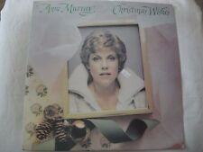 ANNE MURRAY CHRISTMAS WISHES VINYL LP 1981 CAPITOL RECORDS WINTER WONDERLAND, EX