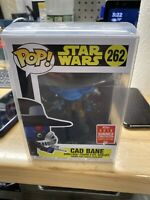 Funko Pop! Star Wars Cad Bane #262 2018 Summer Convention Exclusive W/protector