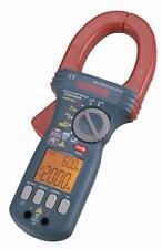 Sanwa Clamp Meter DCM2000DR Sanwa Electric Instrument Dual Display Japan F/S