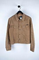 Genuine Vintage Dolce&Gabbana D&G Brown Men Jean Denim Jacket in size L