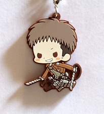 Attack on Titan Shingeki no kyojin Rubber Phone Strap Kotobukiya Jean es nino