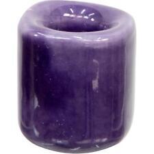 Purple Colored Chime (Mini) Candle Holder!