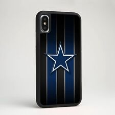 Dallas Cowboys Football Team Soft Silicone Phone Cover Case for iPhone Samsung