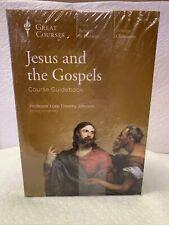 Great Courses Jesus and the Gospels Vol. I-III  2004 CD Luke Timothy Johnson