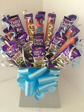 CADBURY CHOCOLATE BOUQUET SWEETS KIDS FATHERS DAY GIFT HAMPER