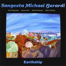 Sangeeta Michael Berardi-Earthship CD NEW