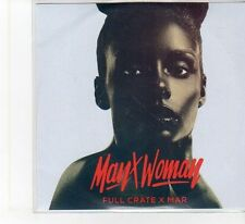 (FB850) Manx Woman, Full Crate X Mar - 2014 DJ CD