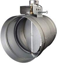 Broan Md10tu 10 Universal Make Up Air Damper With Pressure Sensor Kit