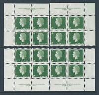 Canada #402 PL BL #1 Queen Elizabeth II Matched Set PL BL MNH *Free Shipping*