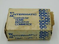Intermatic T103Series 40Amp 125V DPST 24Hr Mechanical Time Switch; In. Enclosure