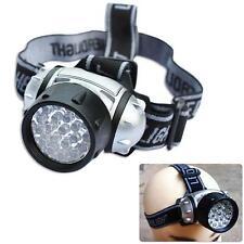 21 LED 4 Modes Waterproof Head Torch Flashlight Bike Lamp Headlamp Headlight WA