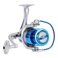 8BB Ball Bearing Saltwater Freshwater Fishing Spinning Reel 5.5:1 ST4000 P2D8