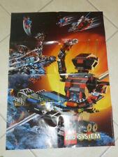 LEGO® Space Classic Poster 992983 993083-EU Spyrius von 1994 ungelocht B1061