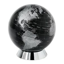 The Globe Collection A25990 Black Globe Monay Bank