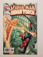 "Spider-man/Human Torch #1 of 5 NM (Marvel,2005) ""Picture Perfect!"" Johnny Storm!"