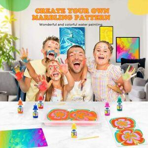 Wassermarmor Paint Art Kit für Kinder