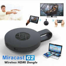 Pour Google Chromecast 2 Miracast WiFi HD 1080P TV Récepteur Dongle DLNA Airplay