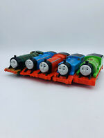Trackmaster Motorized Trains Lot Emily Percy James Gordon Thomas Style