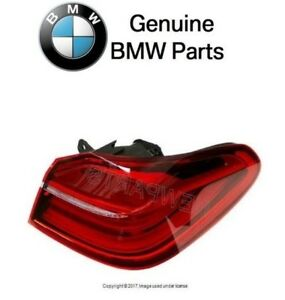 For BMW F26 X4 15-17 Passe. Right Outer Taillight for Fender Genuine 63217331282