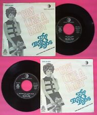 LP 45 7'' THE BOX TOPS Cry like a baby The door you closed to me no cd mc dvd