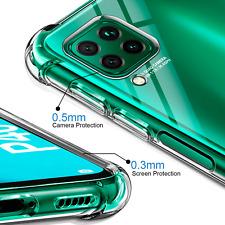 Cover Huawei P40 Lite Pro Antiurto TPU Silicone Trasparente Shockproof GEL
