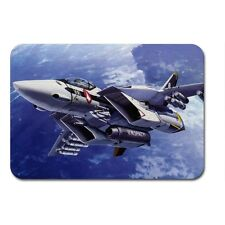 Macross Fighter Avion Textile Tapis de souris