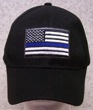 Embroidered Baseball Cap Fire Police Rescue Blue Lives Matter NEW 1 fits all
