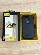 OTTERBOX Defender Case Cover for Apple iPhone 8 Plus & iPhone 7 Plus Black