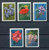 29417) Russia 1971 MNH New Flowers 5v. Scott #3924/28