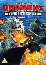 Dragons: Defenders Of Berk - Part 1 DVD
